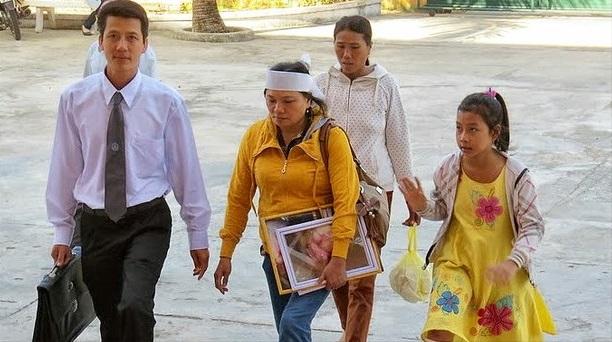 Hàng trăm luật sư đòi xét lại vụ xóa tên luật sư Võ An Đôn