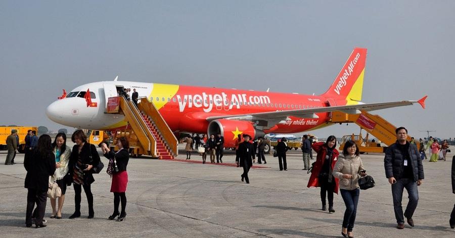 An ninh phi trường ở Quảng Nam cướp tang chứng vụ mất cắp trên máy bay Vietjet