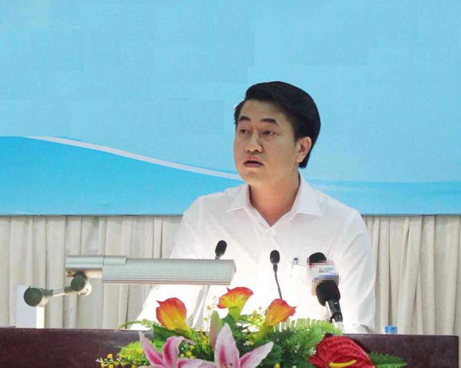 Con trai cựu bí thư Hậu Giang bị điều tra 'quan lộ thần tốc'
