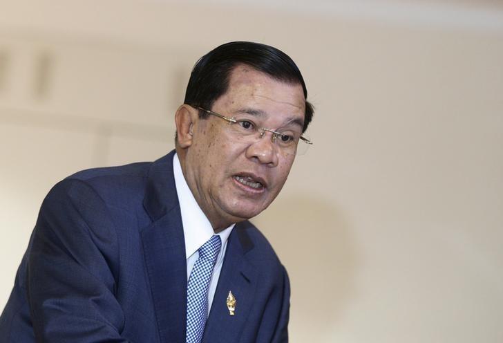 Trung Cộng sẽ cung cấp thiết bị cho cuộc bầu cử Cambodia 2018
