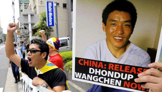 Nhà sản xuất phim Tây Tạng trốn khỏi Trung Cộng đã đến Mỹ