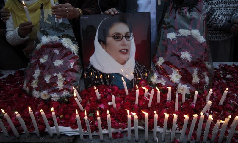 Pakistan tưởng niệm 10 năm vụ ám sát cựu thủ tướng Benazir Bhutto