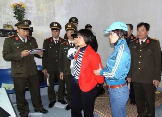 Human Rights Watch đòi trả tự do cho bà Trần Thị Nga trước phiên phúc thẩm