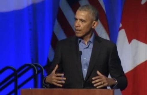 Obama kêu gọi bảo vệ nền dân chủ hoặc có nguy cơ đi theo con đường phát xít Đức