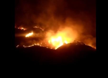 Cháy lớn ở Nam California, hàng trăm ngôi nhà ra tro, hàng chục ngàn người di tản