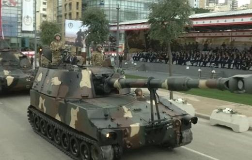 Hoa Kỳ sẽ viện trợ quân sự 120 triệu Mỹ kim cho Lebanon