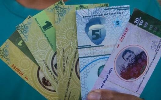 Một cộng đồng Venezuela phát hành tiền riêng để chống lại sự thiếu hụt tiền mặt