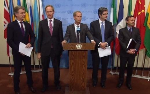 Châu Âu thúc đẩy Hoa Kỳ đưa ra một đề nghị chi tiết về Isarel-Palestine