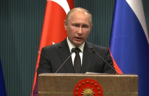 Nga và Thổ Nhĩ Kỳ cùng chỉ trích quyết định của tổng thống Trump về Jerusalem