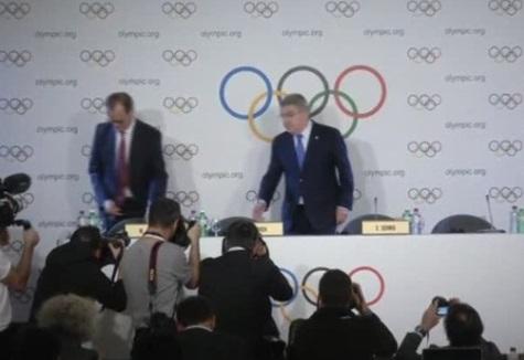 Nga bị cấm tham dự Thế Vận Hội Mùa Đông Pyeongchang 2018
