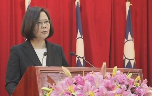 Tổng thống Đài Loan tố cáo quân đội Trung Cộng gây bất ổn khu vực