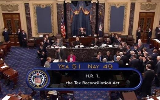 Đa số người Mỹ tin rằng dự luật thuế chỉ có lợi cho người giàu