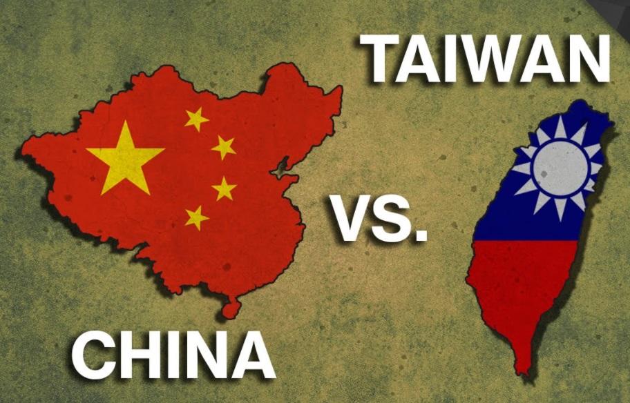 Trung Cộng tuần tiễu sát lãnh thổ Đài Loan