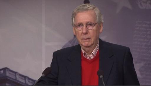 Thượng Nghị Sĩ Mcconnell hoài nghi khả năng bãi bỏ Obamacare một lần nữa