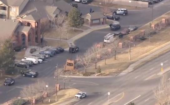 Xả súng bên ngoài Denver, 1 cảnh sát và hung thủ thiệt mạng, 6 bị thương