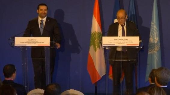 Các cường quốc thúc giục Saudi Arabia và Iran dừng can thiệp vào nội bộ Lebanon