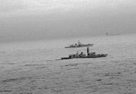 Bộ Trưởng Quốc Phòng Anh doạ sẽ hành động nếu tàu Nga xâm phạm lãnh hải