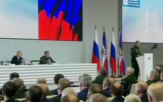 Nga cho biết 48,000 binh lính nước này đã tham chiến tại Syria
