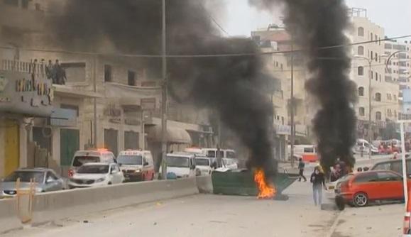 Bạo loạn tiếp tục liên quan đến Jerusalem: người Palestine đụng độ với Do Thái