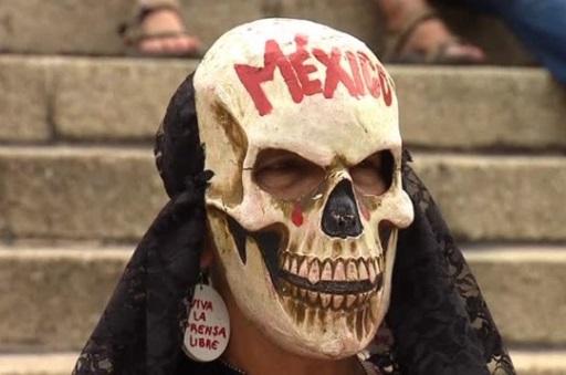 Liên Hiệp Quốc cảnh báo Mexico về cuộc khủng hoảng an toàn phóng viên