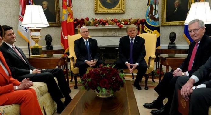 Lãnh đạo Cộng Hòa Thượng Viện: cần sự hợp tác lưỡng đảng trong năm 2018