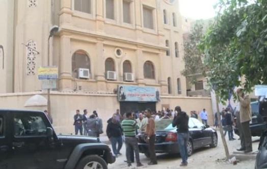 Súng nổ tại nhà thờ Ky Tô Giáo ở Ai Cập: 10 người chết