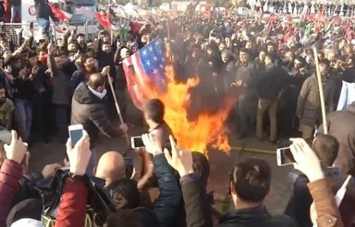 Thổ Nhĩ Kỳ mở hội nghị thượng đỉnh Hồi Giáo chống quyết định công nhận Jerusalem của Trump