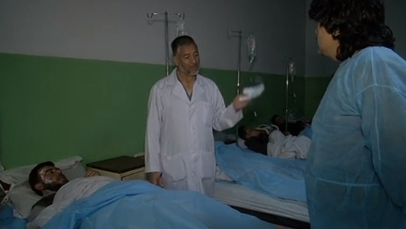 Bom nổ tại Kabul: 41 người chết, 84 người bị thương