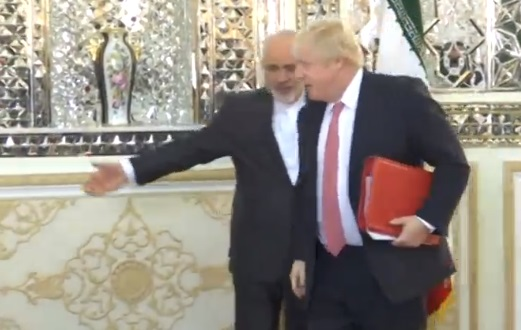 Anh cam kết tuân thủ hiệp ước hạt nhân quốc tế ký với Iran năm 2015