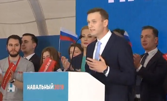 Nhân vật chỉ trích Putin gay gắt được ủng hộ ra tranh cử tổng thống Nga