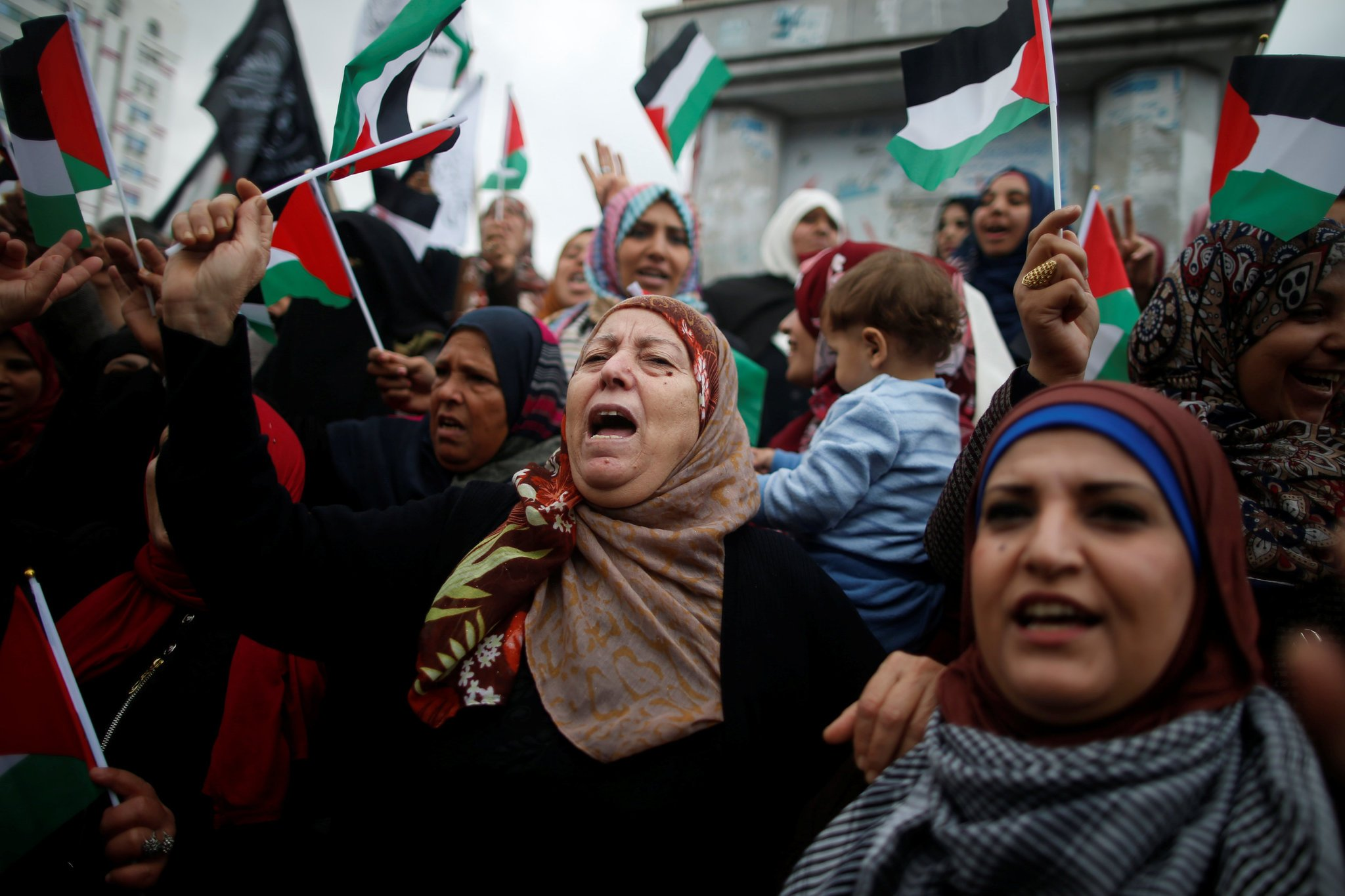Thế giới tiếp tục phản đối Hoa Kỳ công nhận Jerusalem là thủ đô Israel