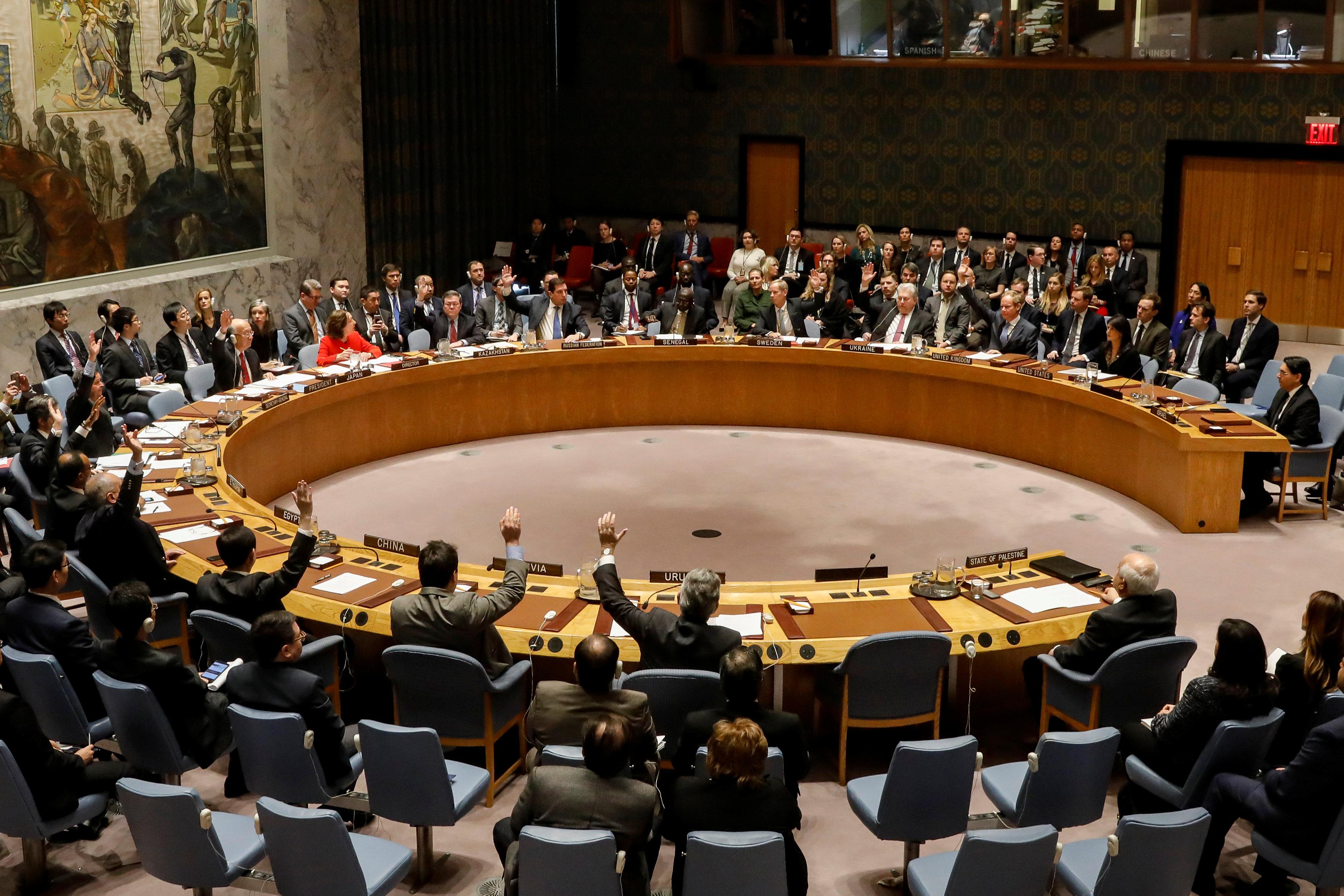 128 thành viên Liên Hiệp Quốc bỏ phiếu ủng hộ nghị quyết của Đại Hội Đồng về Jerusalem