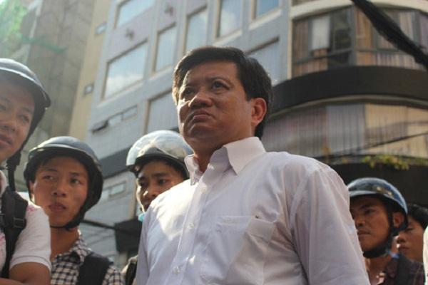 Ông Đoàn Ngọc Hải xin từ chức phó chủ tịch uỷ ban nhân dân quận 1