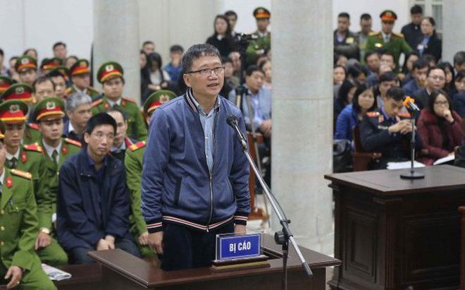 Thanh không nhận tội tham nhũng, Thăng đổ trách nhiệm cho bộ chính trị
