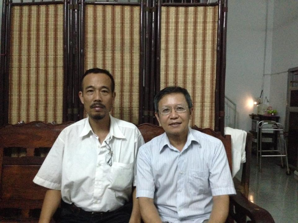 Cựu tù nhân lương tâm Vũ Văn Hùng bị bắt