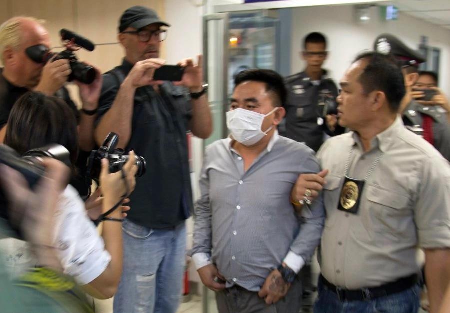 Thái Lan bắt giữ vua buôn lậu sừng tê giác gốc Việt