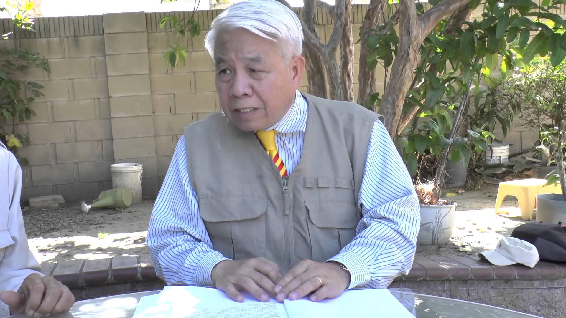 Cố giáo sư Nguyễn Ngọc Bích được vinh danh trên Đài Tưởng Niệm Nạn Nhân Cộng Sản Ottawa