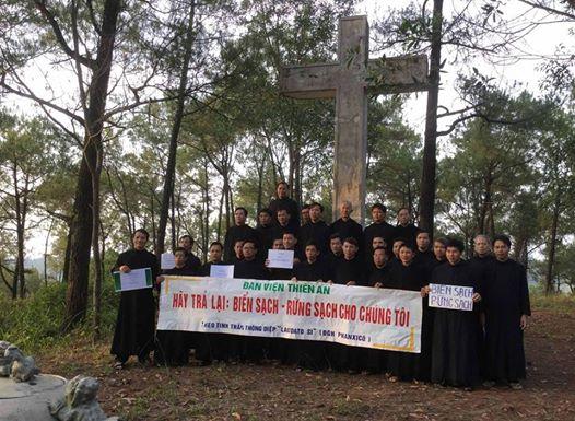 Đan Viện Thiên An phản đối chính quyền Thừa Thiên-Huế vu cáo và lạm quyền