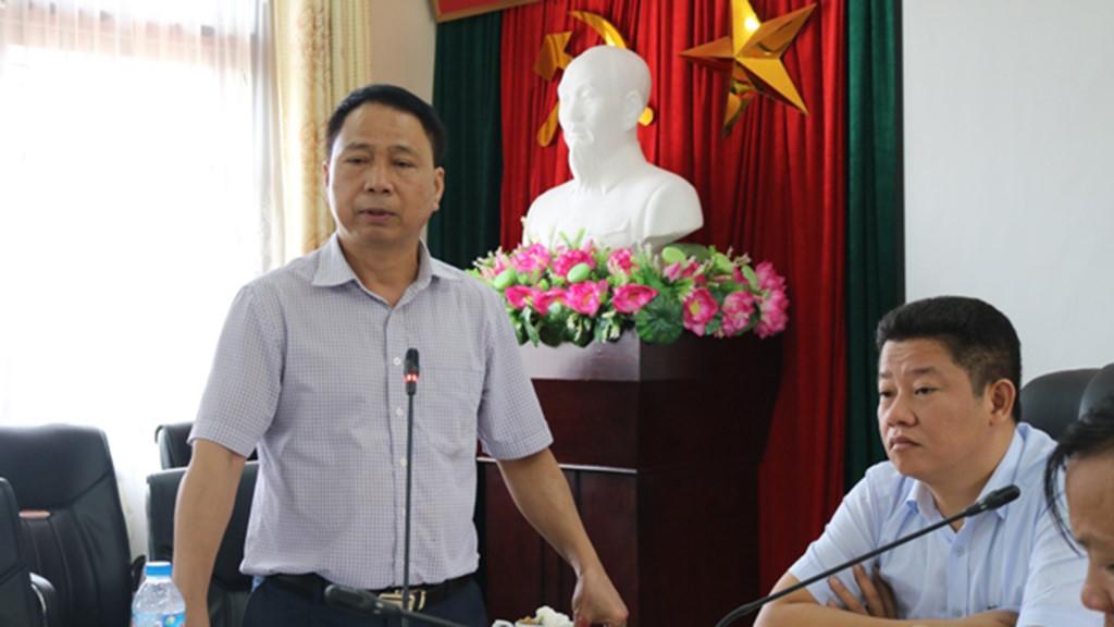 Chủ tịch huyện ở Hà Nội mất tích nhiều ngày đã treo cổ chết