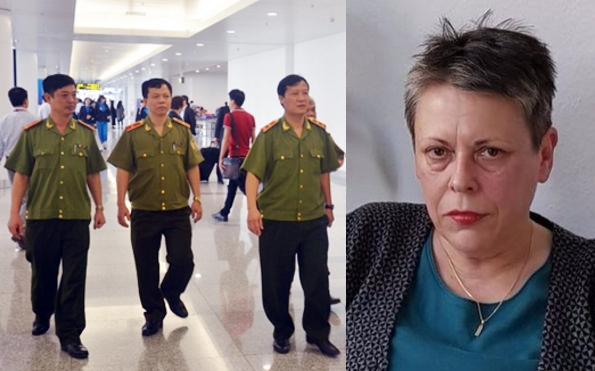 Luật sư Đức của Trịnh Xuân Thanh bị chặn tại phi trường Nội Bài