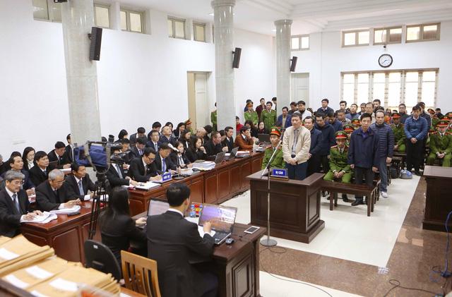 Đinh La Thăng bị đề nghị 14-15 năm tù, Trịnh Xuân Thanh chung thân