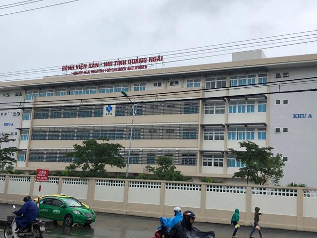 Y tá cấp nhầm thuốc dưỡng thai thành trục thai, sản phụ Quảng Ngãi mất con