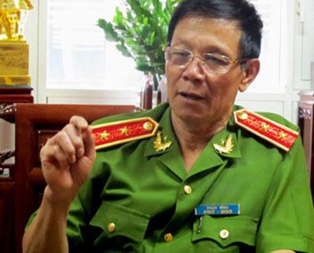Bộ công an CSVN xác nhận khởi tố vụ án đánh bạc liên quan tướng Phan Văn Vĩnh