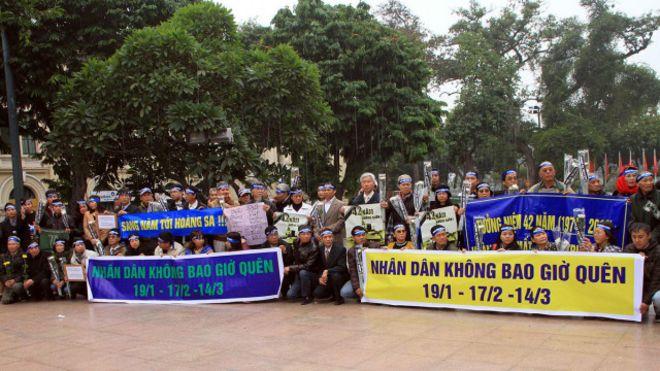 Việt Nam hoãn buổi trình diễn nghệ thuật Trung Cộng đúng ngày mất Hoàng Sa