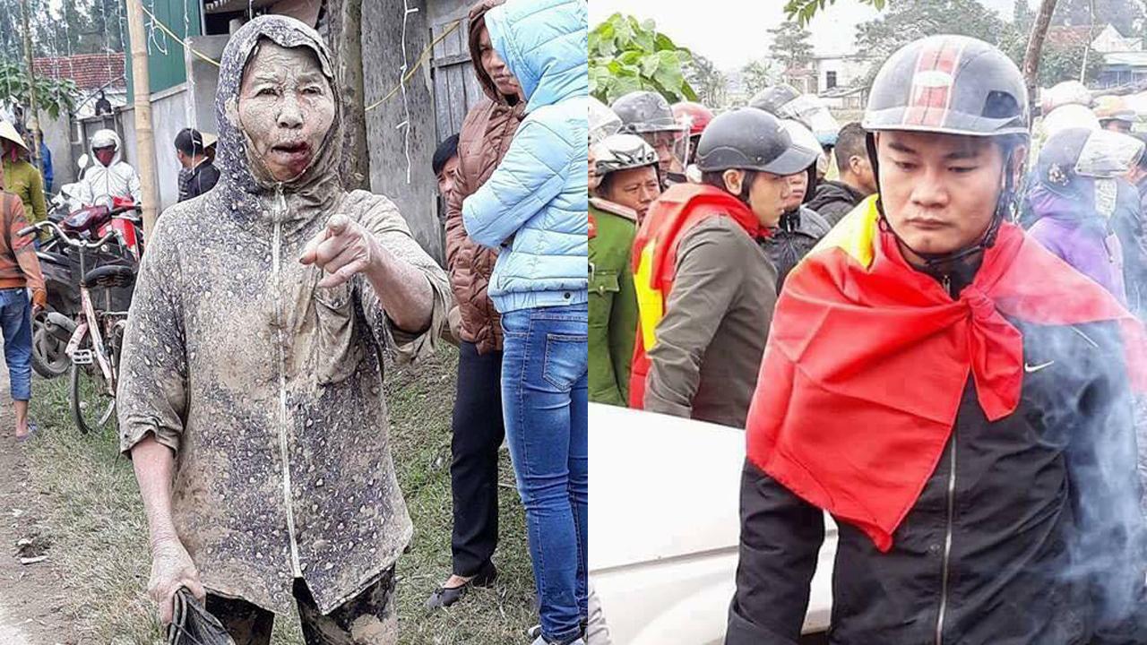 Giáo dân Nghệ An đòi truy tố quan chức xã và giải tán hội cờ đỏ