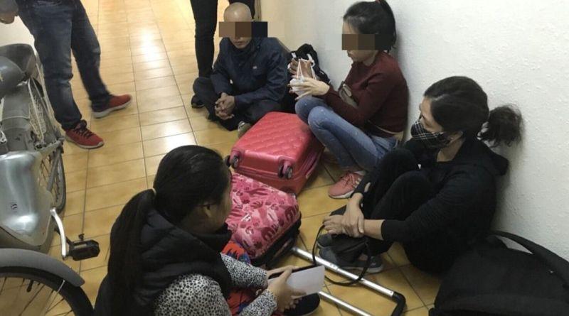 Bắt giữ nhóm du khách Việt Nam trộm cửa tiệm trên khắp Đài Loan