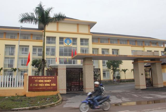 57 viên chức Sở Nông Nghiệp Quảng Trị 'mất' bằng tốt nghiệp trung học