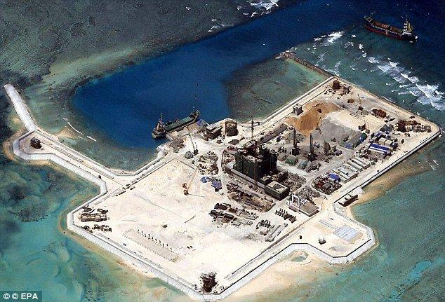 Trung Cộng đưa ra luận điệu mới: bành trướng ở Biển Đông để đối phó với Hoa Kỳ