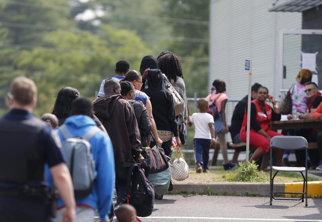 Canada tăng quản lý di dân nhằm đối phó dòng người tị nạn từ Hoa Kỳ
