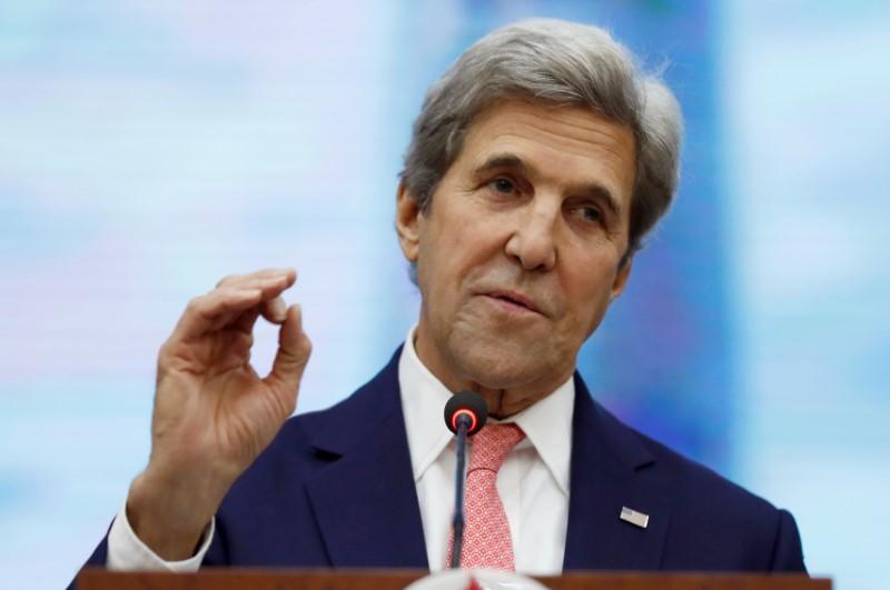 Cựu ngoại trưởng Kerry: Hoa Kỳ sẽ quay lại với TPP khi chính trường thay đổi